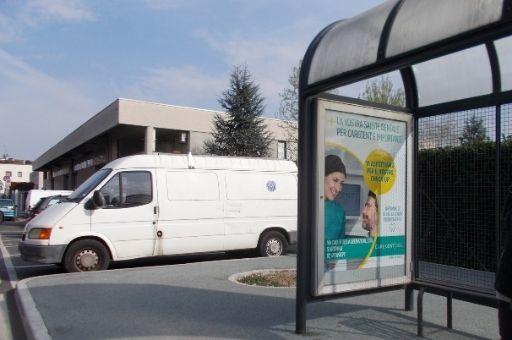 Affissioni pubblicitarie trasporti, Zetamedia Centro Comunicazione Parma